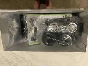 Tamiya CC01 Chassis Only + Full Bearings + Alloy Steering Hop Ups