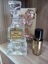 Ajmal Amber Wood Parfume OIL (PREMIUM QUALITY)
