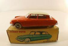 Dinky Toys F N º 24C Citroën DS 19 en Caja Reproducción Safam