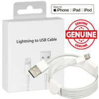 Original Charger for Apple iPhone iPad 1M,2M USB Cable for iphone 7 8 6 XS XR 11