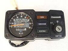 Kawasaki NOS NEW  25001-1942 Meter MPH Assy KE KE100 1982-91