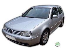 VW Golf 4 mk4 3-Door 1997-2004 Set di Deflettori vento anteriore 2pc HEKO colorata