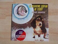45 tours LES ROUTIERS - Jacques Hourdeaux / Le deuxième copain de Teddy