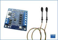 BLOCKsignalling TLS1 N Gauge LED Model Railway Traffic Lights Module with Fading