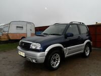 SUZUKI GRAND VITARA SE 2.0 ltr TURBO DIESEL 4X4 DELIVERY AVAILABLE ONLY £1275