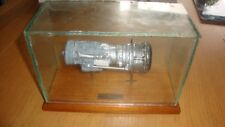 RARE ROLLS ROYCE (Tyne RM1C) turbo modèle du moteur en vitrine