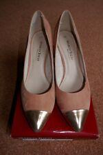 Marco Tozzi peach high heel shoe - 6- worn once