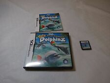 Petz Wild Animals: Dolphinz Nintendo DS 2007 Pets Dolphins everyone game DSI XL