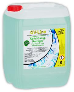 Apfel-Essig-Reiniger GV-Line Essigreiniger GV-Qualität 10l Kanister Assindia