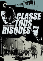 Classe Tous Risques (Criterion Collection)--Black & White--Subtitled--NEW SEALED