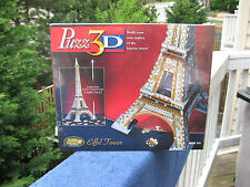 "Puzz3D ""EIFFEL TOWER"" Puzzle 300 Pieces~ Hasbro~ NEW & FACTORY SEALED!"