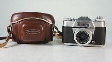 Voigtländer Bessamatic 1 Spiegelreflex Kamera mit Tasche SLR Fotoapparat  M-1886