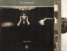 CLANNAD macalla (UK & Europe) LP EX-/VG 1985 Folk Rock PL 70894
