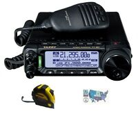 Yaesu FT-891 HF/6M, 100W Mobile Radio with FREE Radiowavz Antenna Tape!