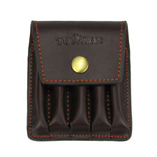 Tourbon Rifle Bullets Wallet Cartridges Holder Ammo Pouch Leather Hunting in USA