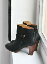 Leather Montana Boots from Sezane size 40