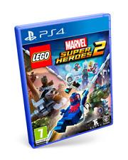 LEGO Marvel Super Heroes 2 PS4 Pal España Nuevo Precintado FISICO español