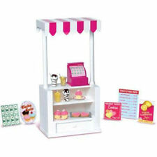 """MY LIFE 18"""" Doll Snack Cart Stand Register Bakery fit American Girl Grace Thomas"""