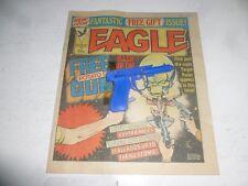 "EAGLE Comic - Date 24/09/1983 - With Free ""POTATO GUN Gift - UK Paper Comic"