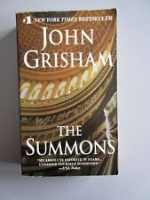 The Summons by John Grisham (2002, A Dell Book. Paperback  .