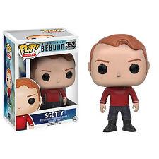 Funko Star Trek Beyond POP Scotty Uniform Vinyl Figure NEW Toys Collect