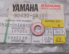 Genuine Yamaha DT125R bomba Refrigerante Agua Tornillo de sangrado de la Vivienda Junta 90430-06166