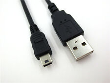 USB Black Cable for X-Mini XMI MINI 2 II Bluetooth Portable XAM4 Speaker