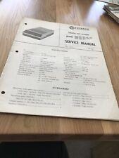 Hitachi TRQ-291 cassette tape recorder