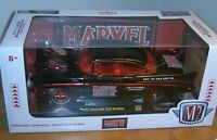 M2 Machines CHASE 1:24 1957 Chevrolet 210 Hardtop Marvel Mystery Oil ~ 1 of 500!