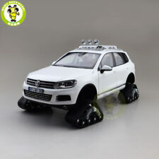 1/18 VW Volkswagen Touareg Kyosho 08823 White Diecast Model Car Toys Gilfs