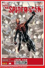 SPIDER-MAN 8 B 08B Fév 2014 Spiderman Scarlet Superior Panini Marvel # NEUF #