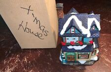 Christmas House Toy Shop