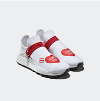 New Adidas Pharrell Williams PW HU NMD Human Made EF7223 - White, Shoes Sneakers