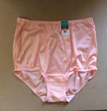 Vanity Fair Nix C-Doux Soyeux CANDLEGLOW Nylon femmes culottes BNWT 9 US