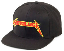 Metallica 'Jump In The Fire' Snapback Cap - NEW & OFFICIAL!
