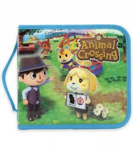 NEW PowerA Universal Folio Case for Nintendo 3DS & 2DS Animal Crossing.