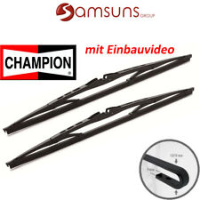 CHAMPION aerovantage limpiaparabrisas Kit 480mm/480mm POLO LT Fiesta