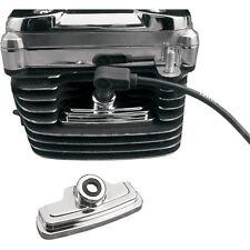 Chrome Headbolt/Spark Plug Covers  Drag Specialties 35-0101-BC251