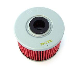 HiFlo Oil Filter - Honda XL250R XR250R XL350R XR350R XL600R XR600R 15410-KF0-315