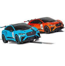 Scalextric Slot Car Twin Pack Jaguar I-pace