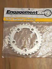 QBP 7075 Aluminum Chainring-Engagement Ring-5, 6, 7,8,9 Speed-32T