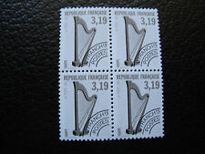 FRANCE - timbre yvert et tellier preoblitere n° 220 x4 n** (dent 13) (A24)