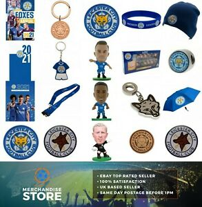 Leicester City FC Official Merchandise Gift Ideas Christmas Birthday Fathers Day