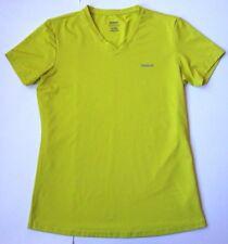 Women's REEBOK PLAY DRY FITTED Shirt size medium M
