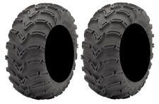 Pair of ITP Mud Lite (6ply) ATV Tires 25x12-9 (2)