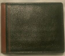 FOSSIL - bifold men leather pocket ID, credit cards  wallet