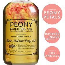 Provence Beauty PEONY MULTI-USE OIL | Pure & Natural | Moisturizing & Hydrating