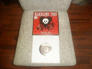 ALKALINE TRIO - MERCY ME - PART 1 ONLY - 2005 VAGRANT LABEL - EX EX