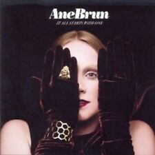 """ANE BRUN """"IT ALL STARTS WITH ONE (SPEC. EDT.)"""" 2 CD NEU"""