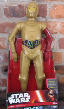 "Star Wars The Force Awakens C3PO Red Arm 18"" Figure...NEW"
